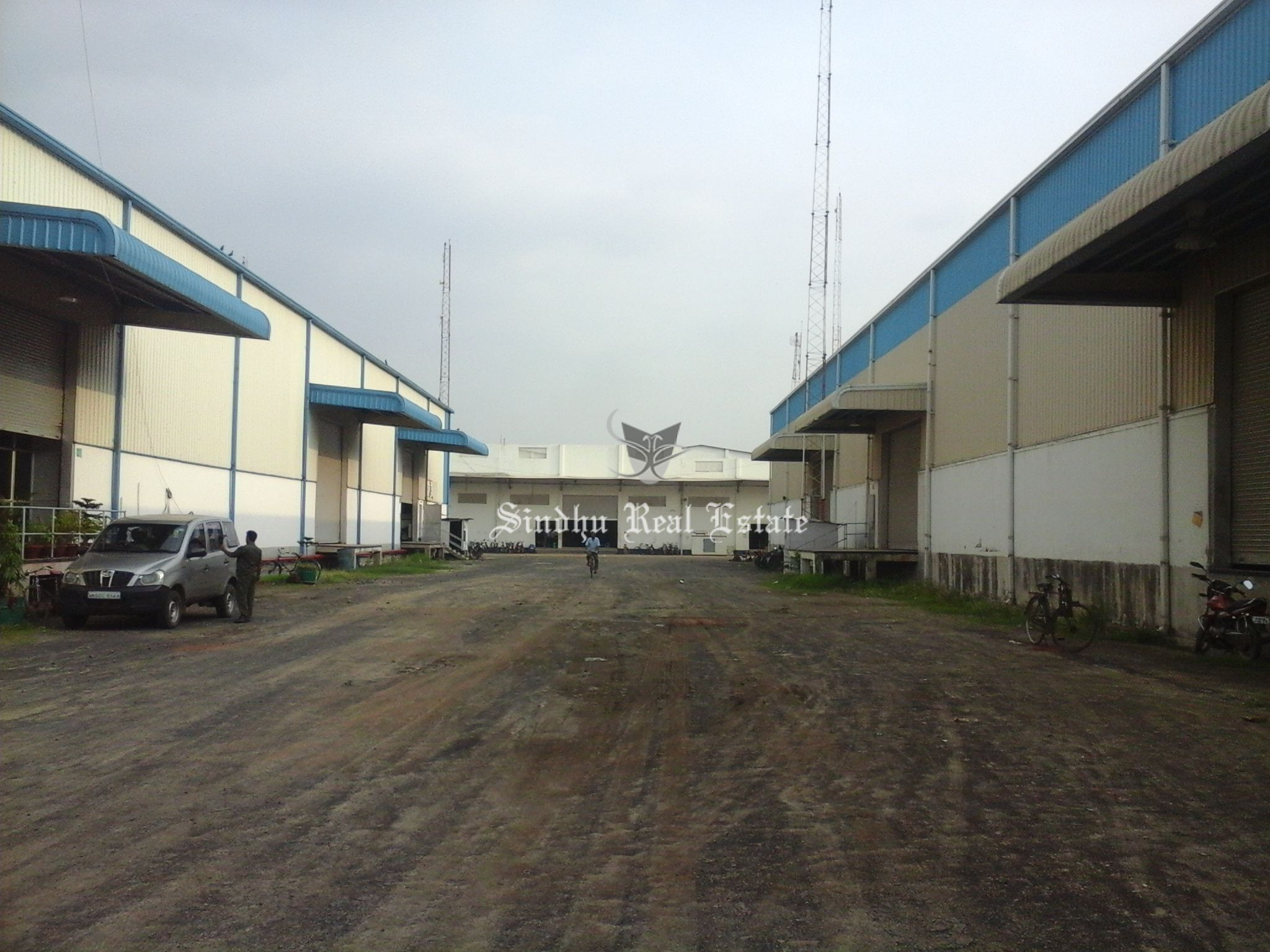 Warehouse for lease in dhulagarh