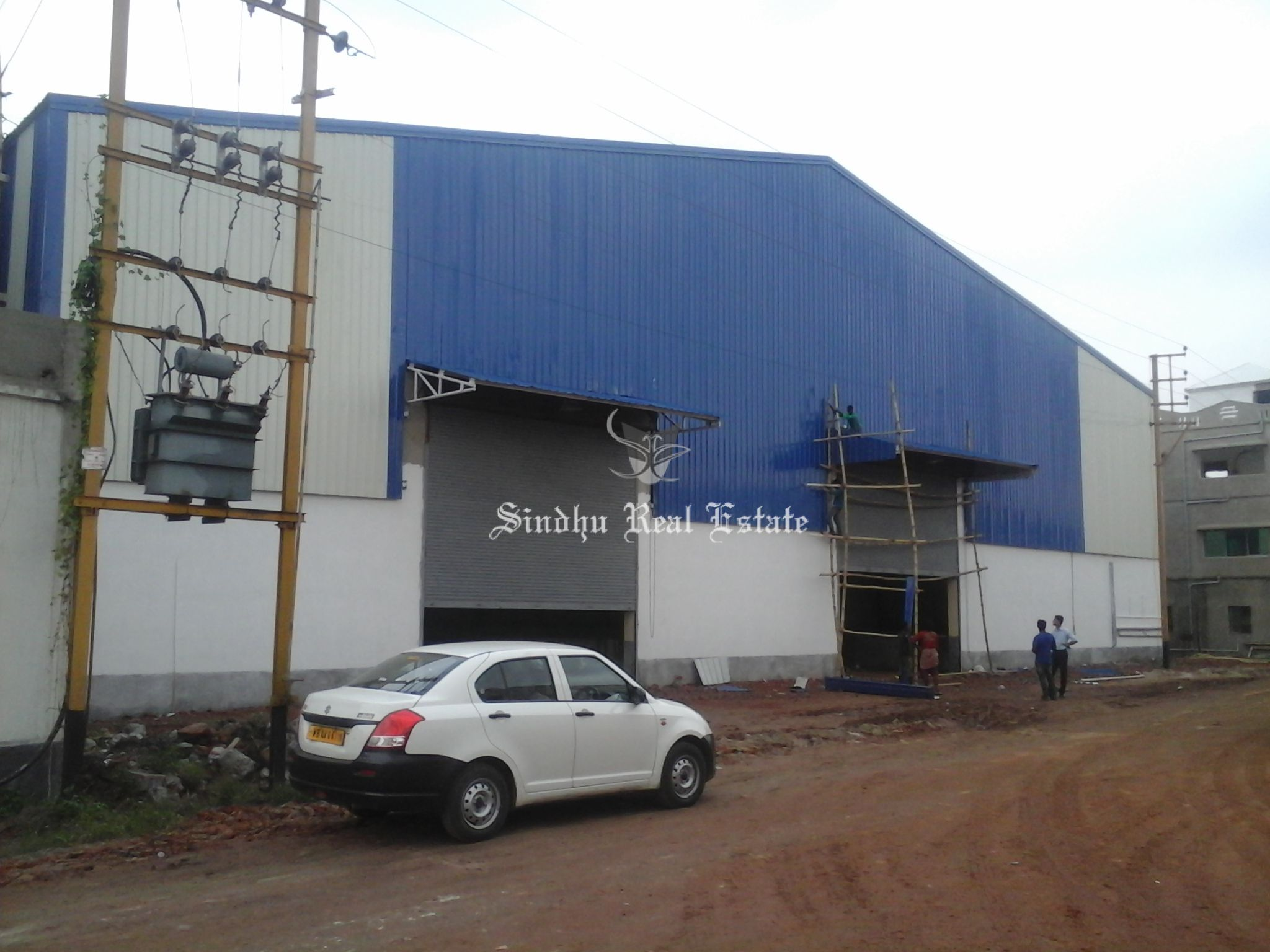 Warehouse for lease in bombay road