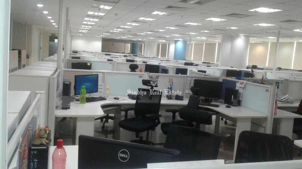 Office space for rent in Sector V