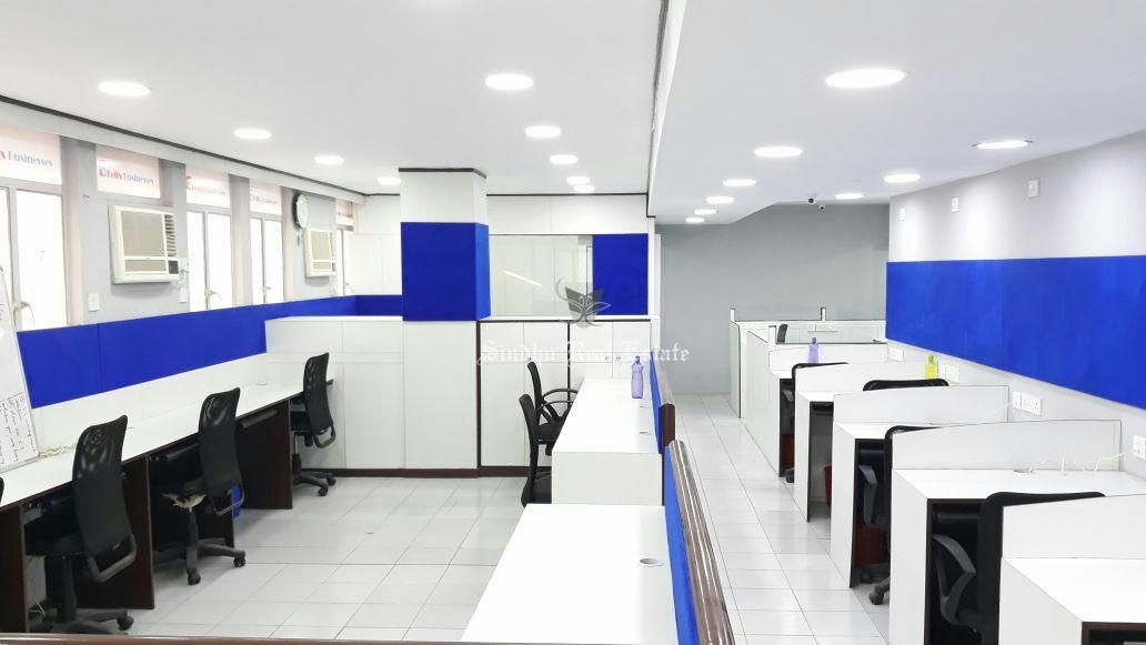 Commercial Office Space For Rent In Sector V