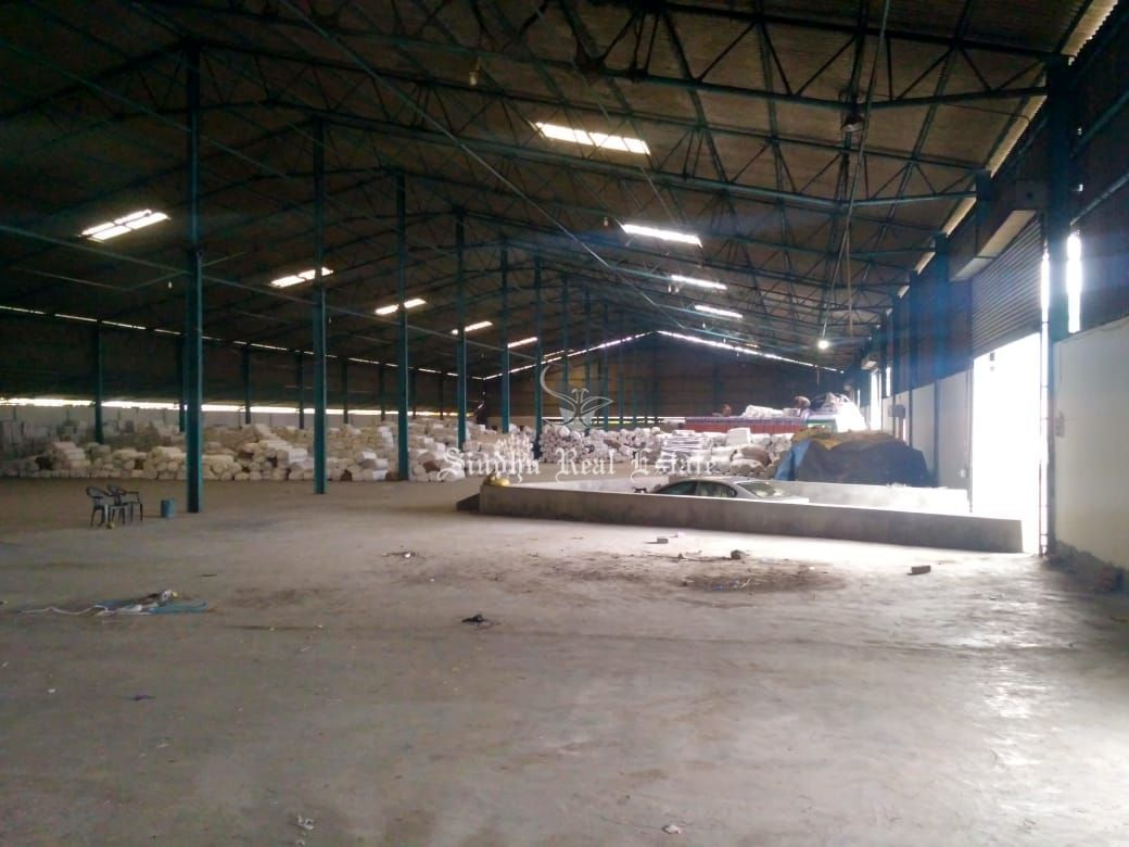 Warehouse for rent in Dhulagarh