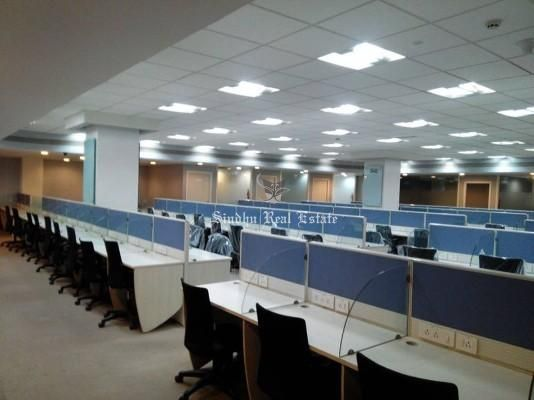 Commercial property for rent in sector V