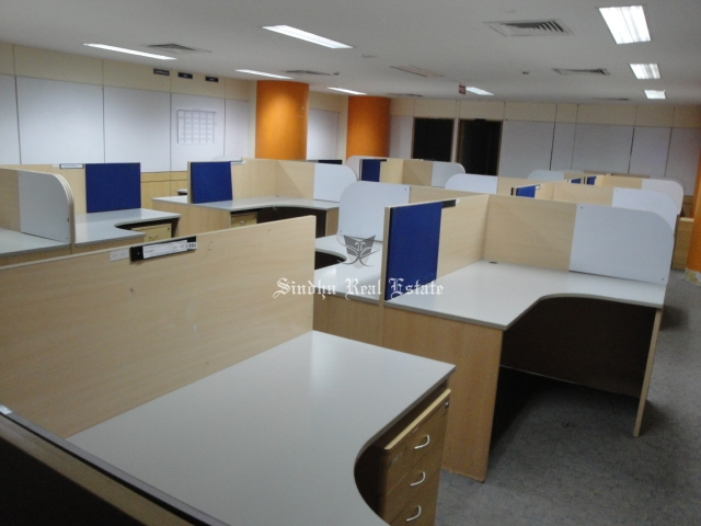 2200 sq ft commercial office space for rent at Salt Lake sector -5