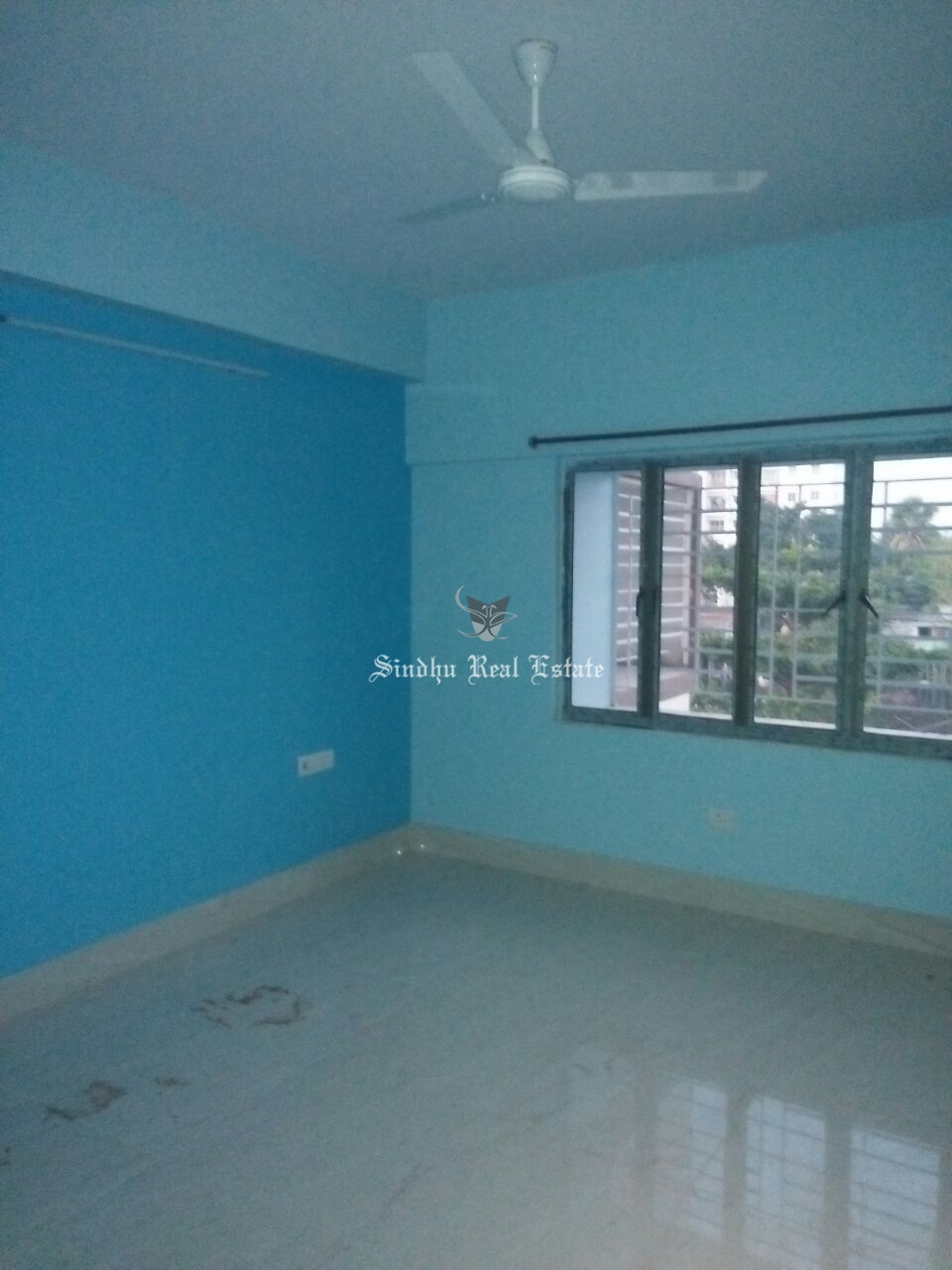 3  BHK residential flat for rent at New-town action area 1