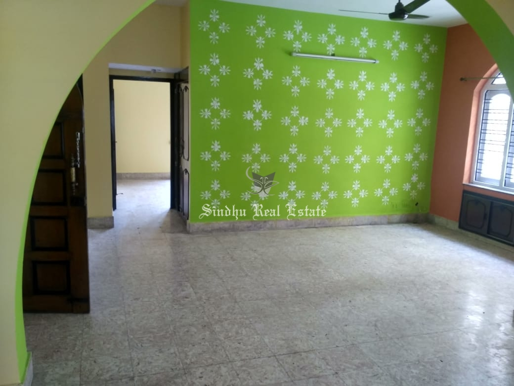 4  BHK residential flat for rent at Salt-lake sector-2