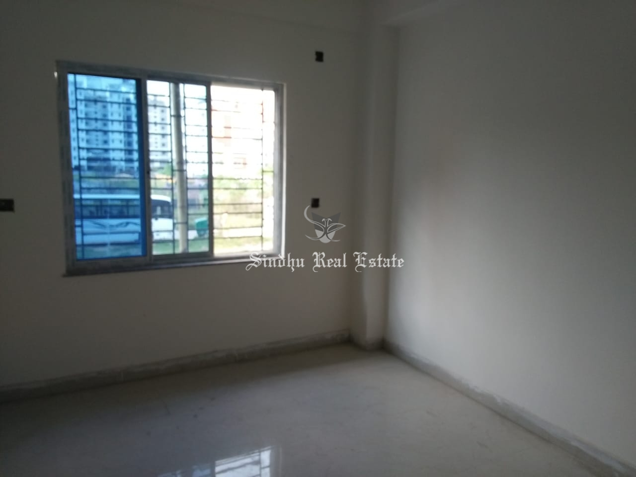 Residential flat for sell at new-town action area 1