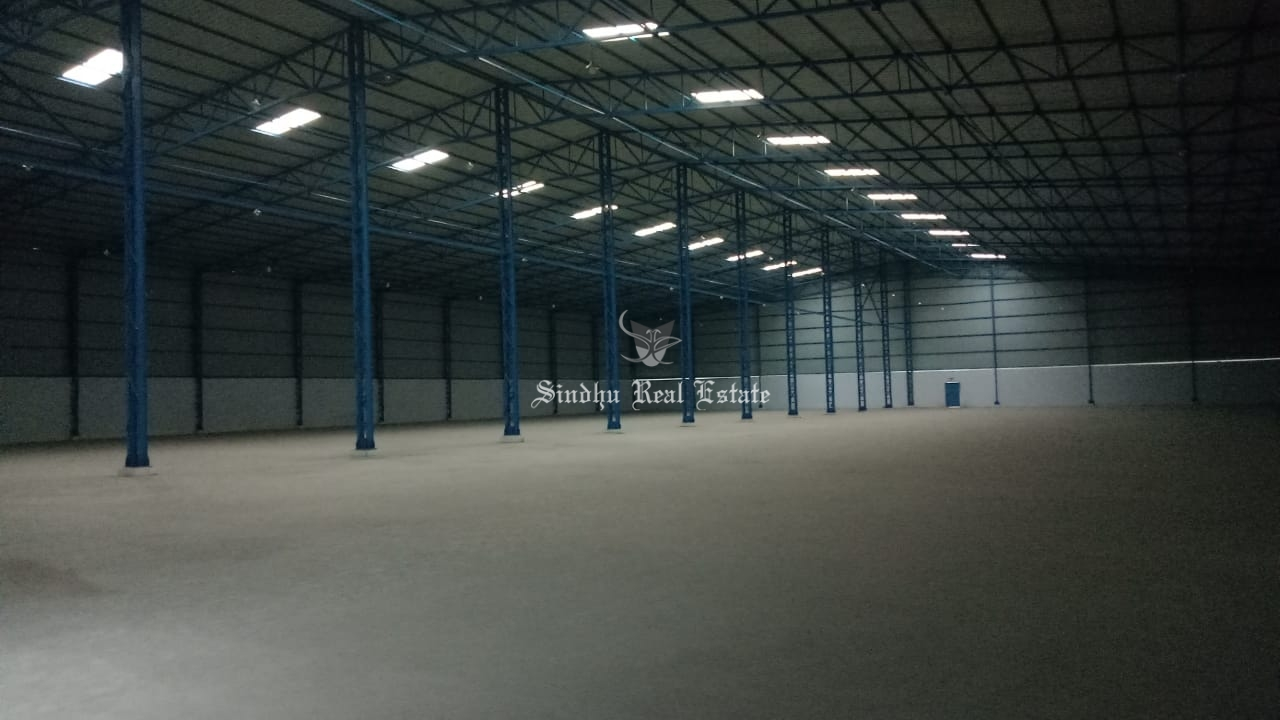 75000 sq ft warehouse for rent in Dhulagarh