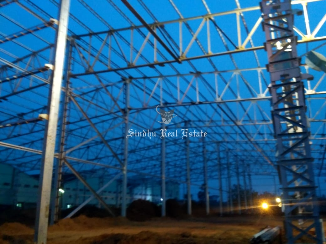Warehouse for rent in Alampur