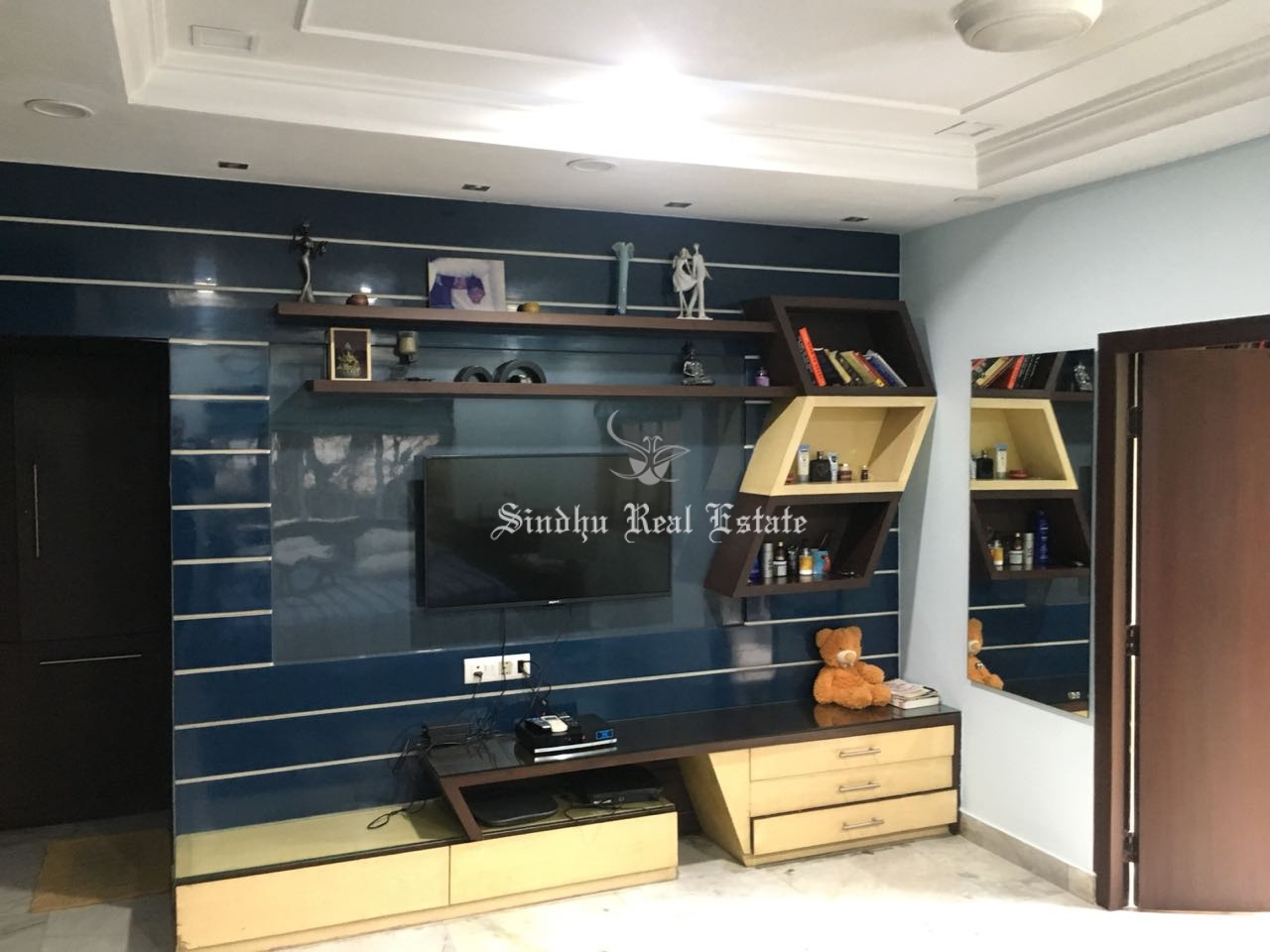 Rent 2 BHK furnished  flat in salt-lake sector 3
