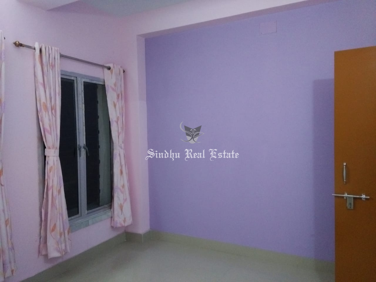 2 BHK residential flat for rent in  New-town action area 1