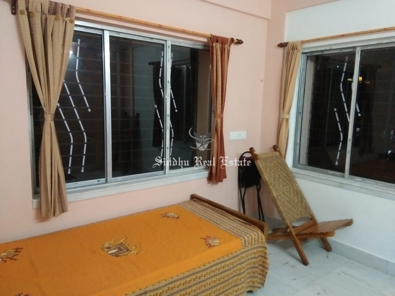 2  BHK residential flat for rent at New-town