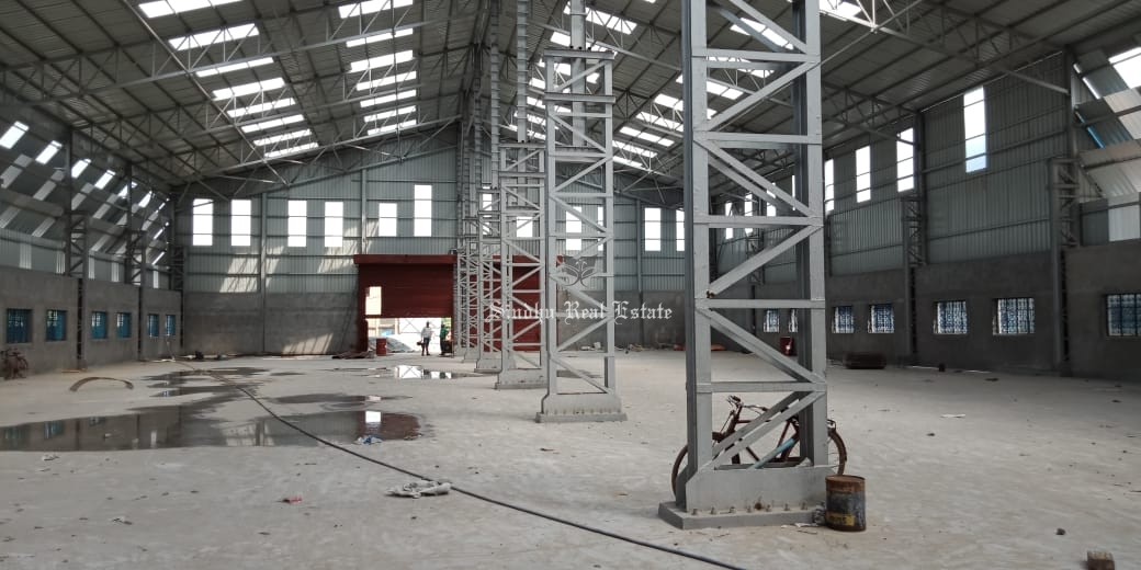 Warehouse For Rent In Jangalpur