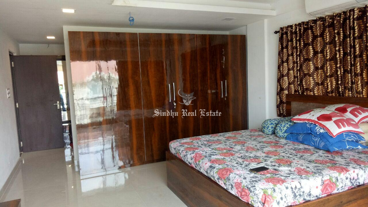 2 BHK full furnished flat for rent in Salt-lake