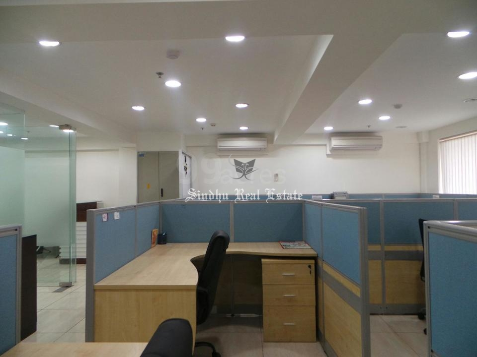 2200 sq ft commercial office space for rent at Salt Lake sector -5.