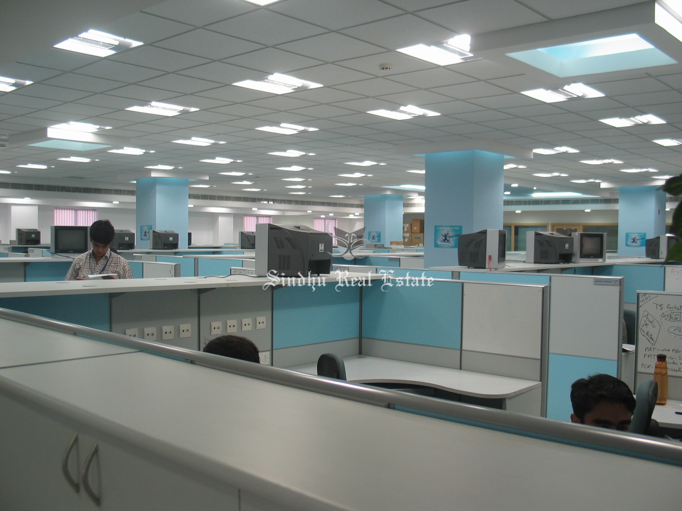 4000 sq ft commercial office space for rent at Salt Lake sector -5