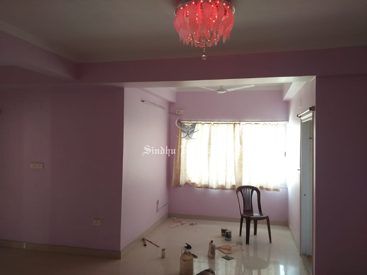 4  BHK residential flat for rent at Salt-lake.