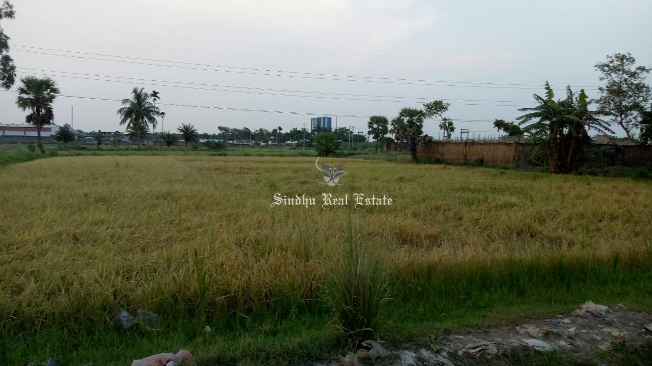 Industrial land available for sale in Dankuni