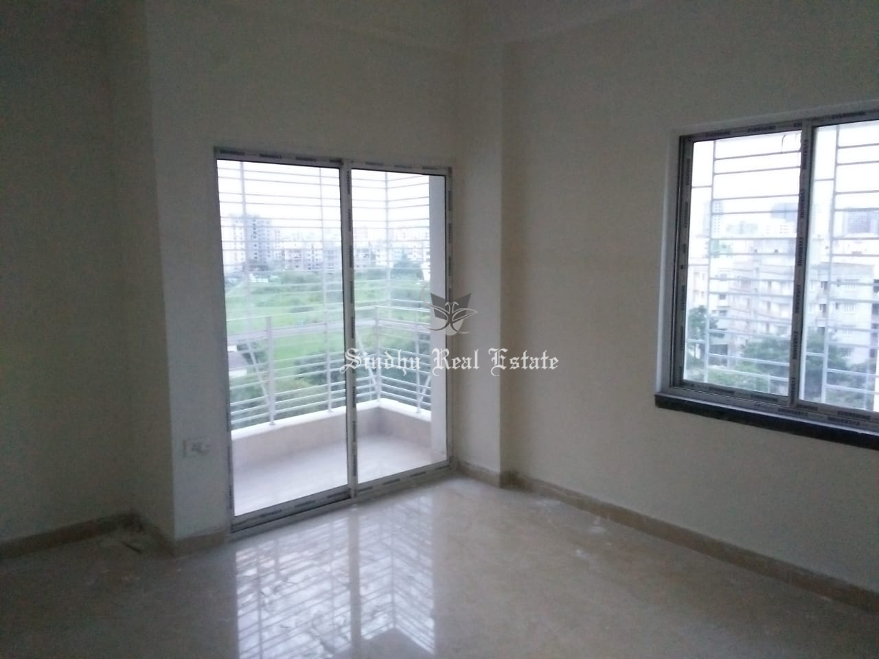 3  BHK residential flat for rent at Salt lake, sector 2.