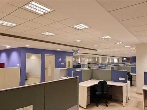 6000 sq ft commercial office space for rent at Salt Lake sector -5.