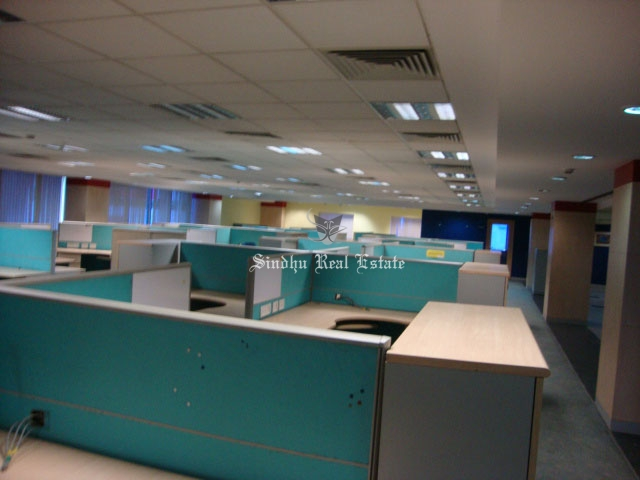3500 sq ft commercial property for rent in Salt Lake sector -5.
