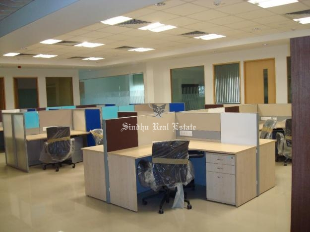 rent 2000 sq ft commercial property in Salt Lake sector -5.