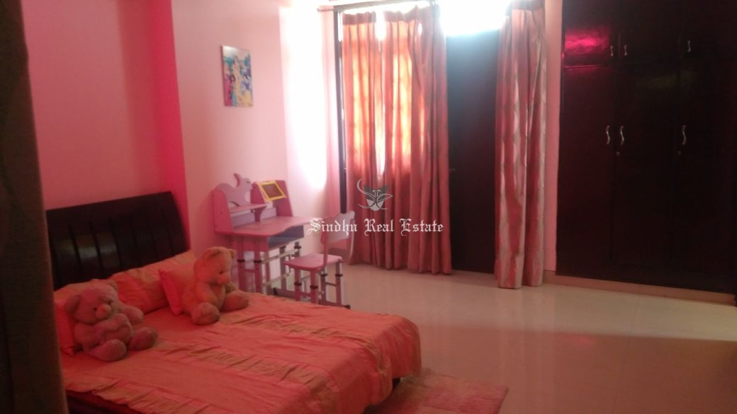 3 BHK residential furnished property rent in Salt-lake location