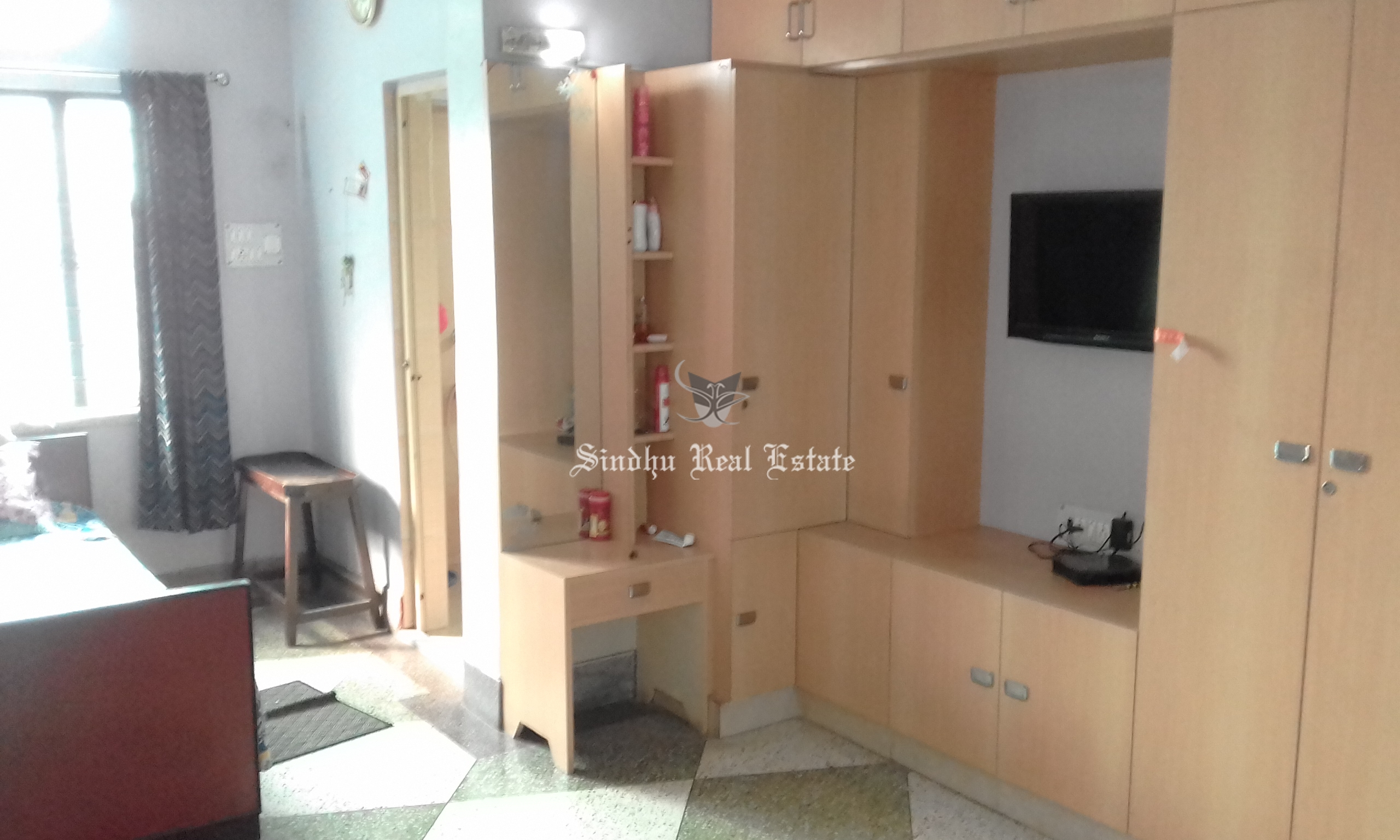 4 BHK furnished flat rent in Salt-lake location