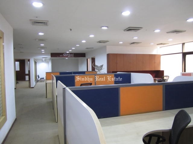 2000 sq ft commercial property for rent at Salt Lake sector -5.