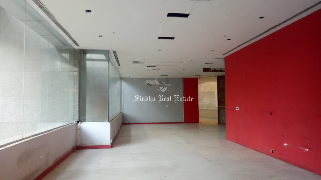 9500 sq ft commercial property rent in Salt lake sector 5