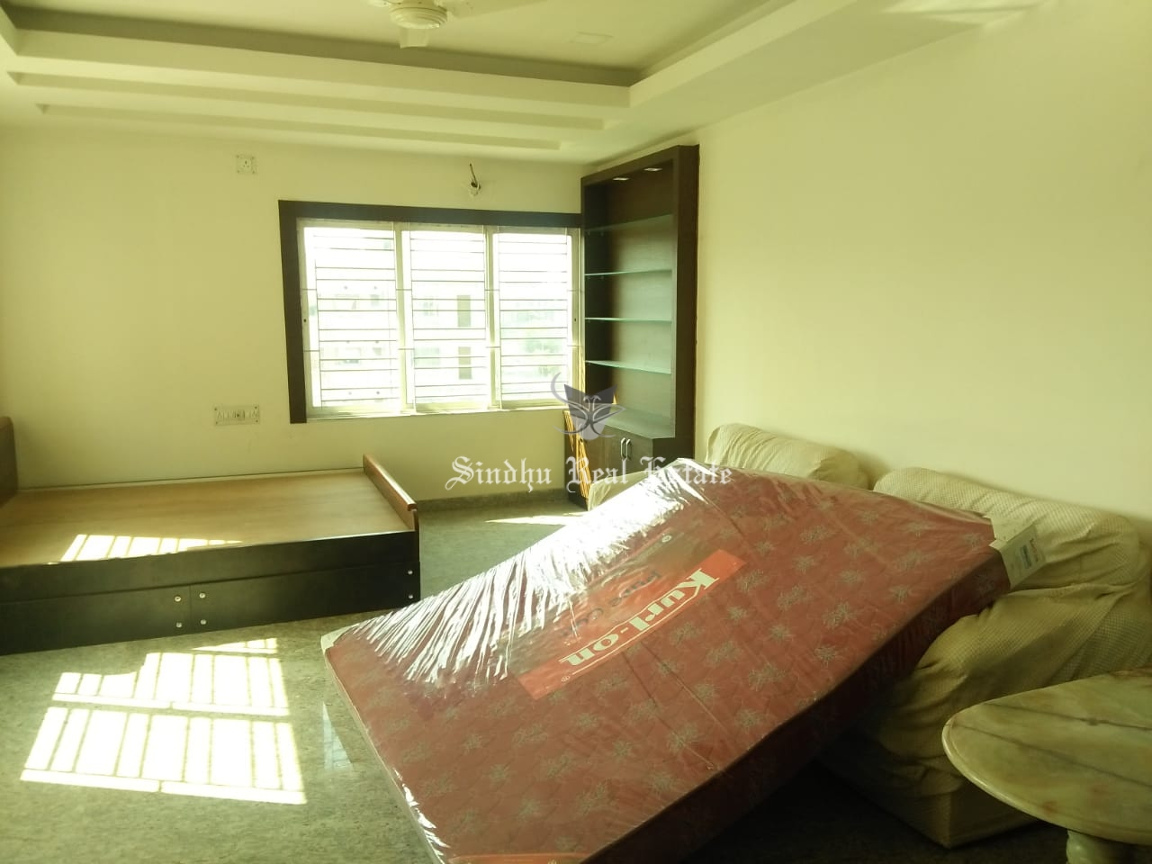 2 BHK fully furnished flat rent at Action area 1, New town