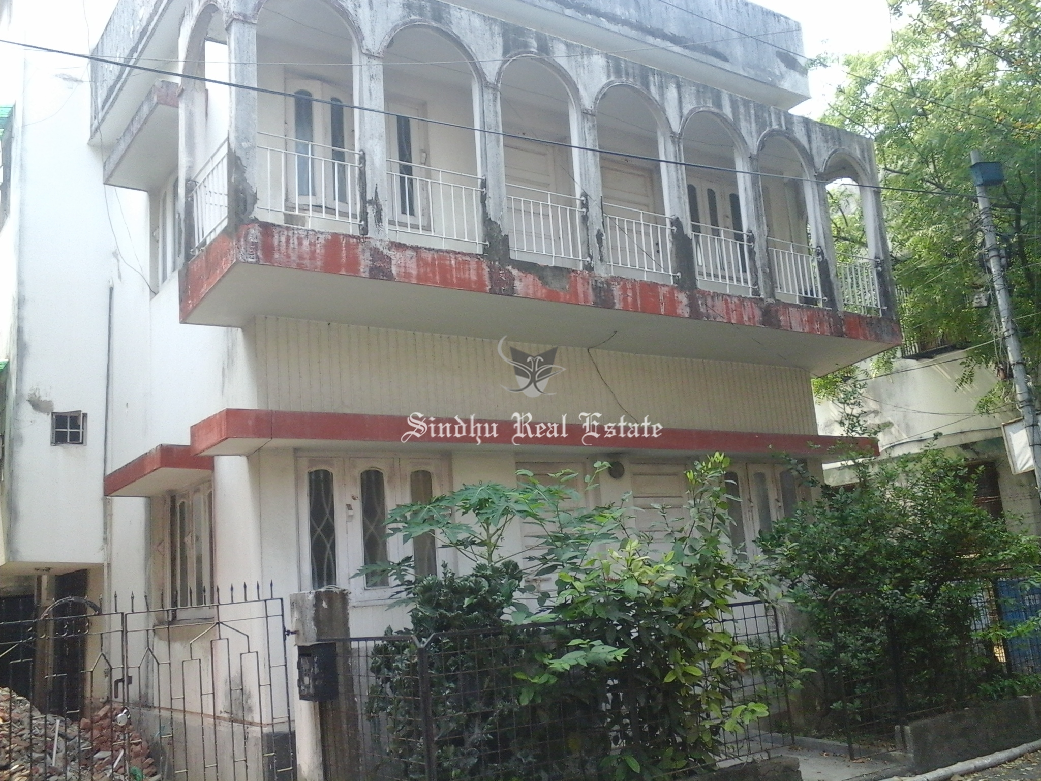 2.25 katha house available for sale in Sector 1, Salt Lake