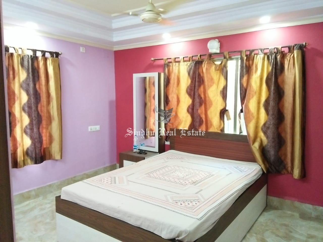 2 BHK Fully furnished flat for rent at New town action area 1