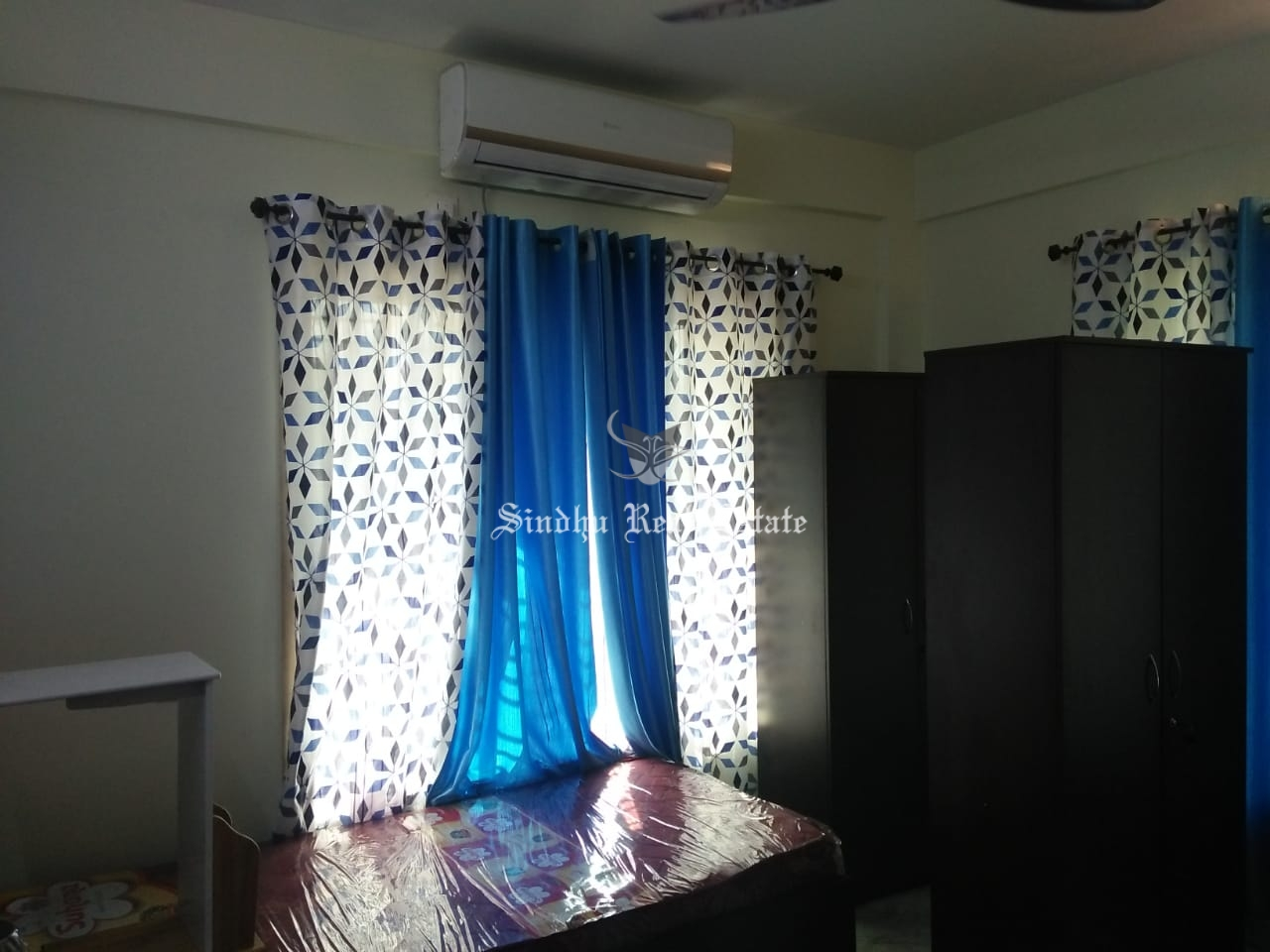3 BHK property for rent  at  New town, action area  1