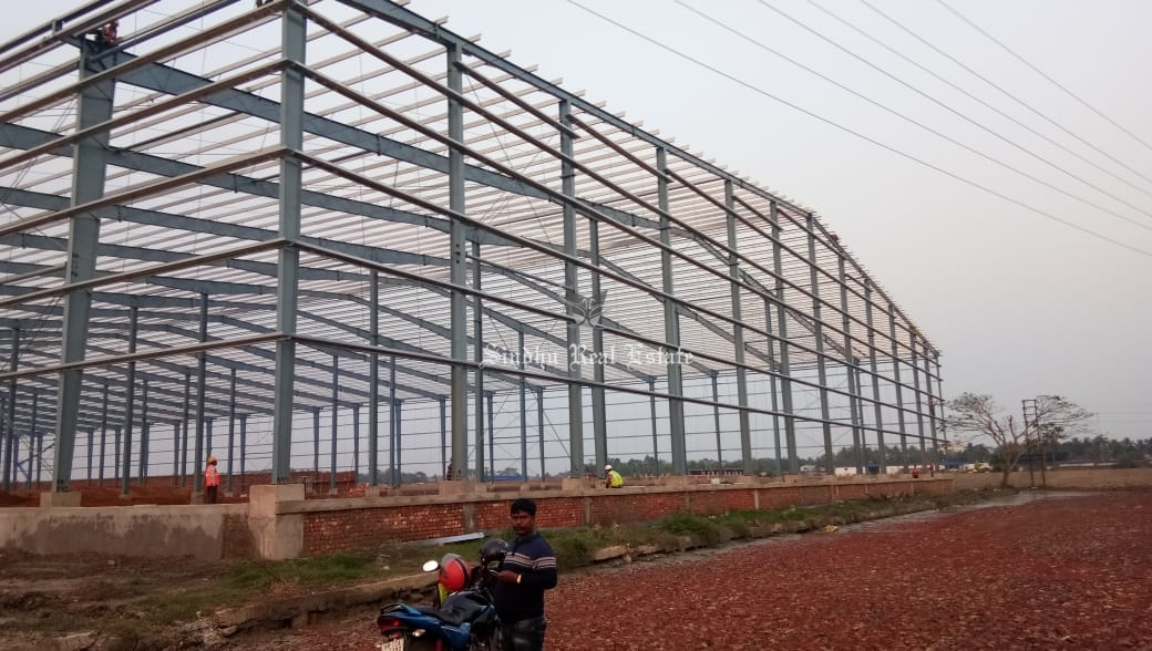 Warehouse for rent in Ranihati Amta, NH-6