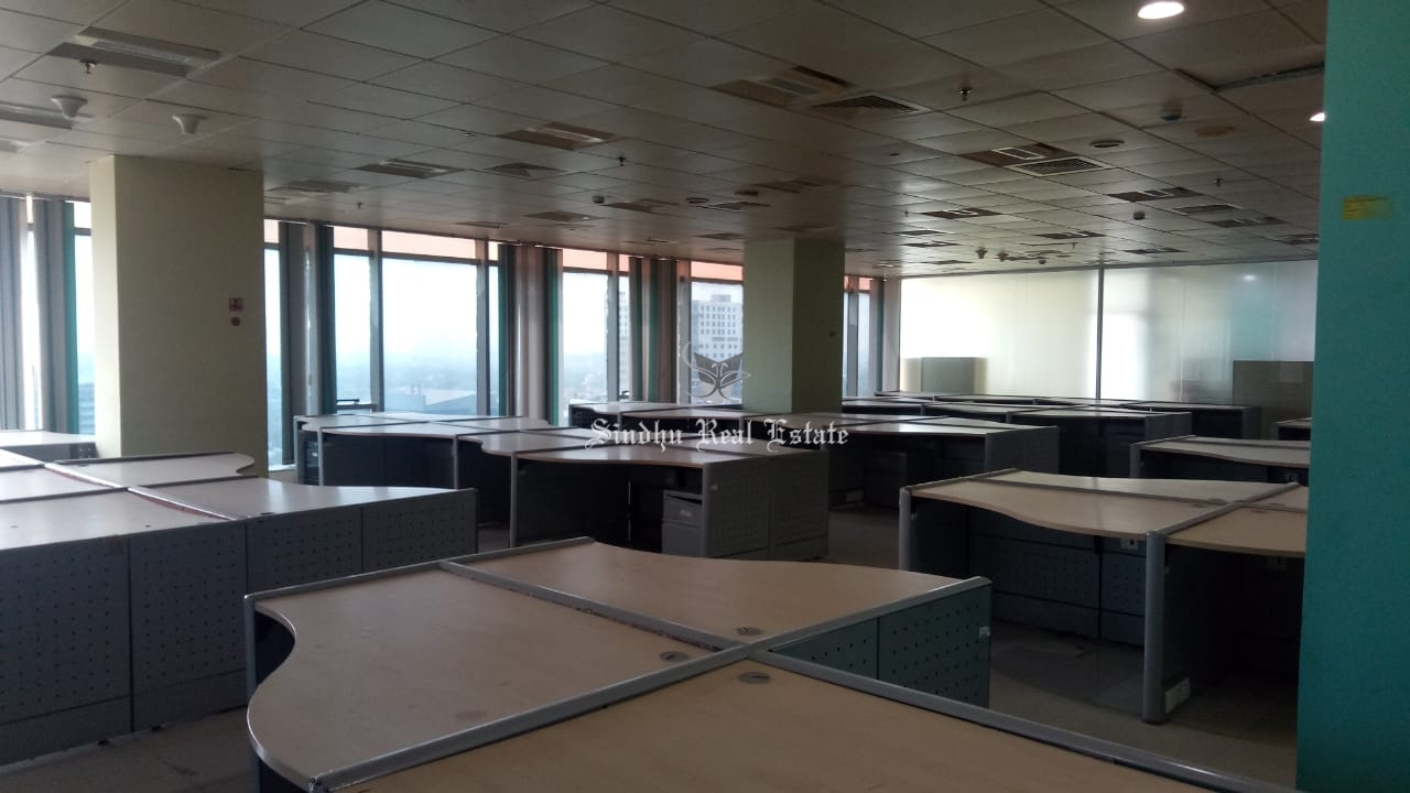 best commercial office space for rent at Salt Lake sector -5