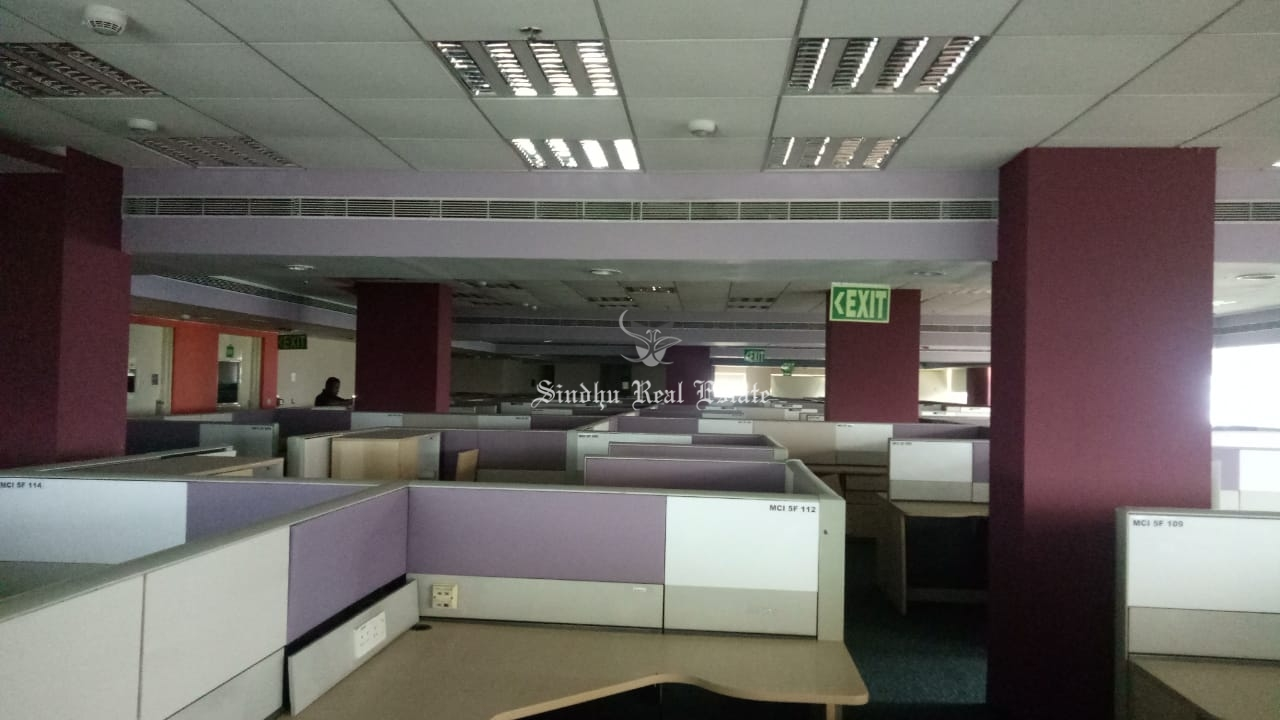 Commercial office space in sector 5
