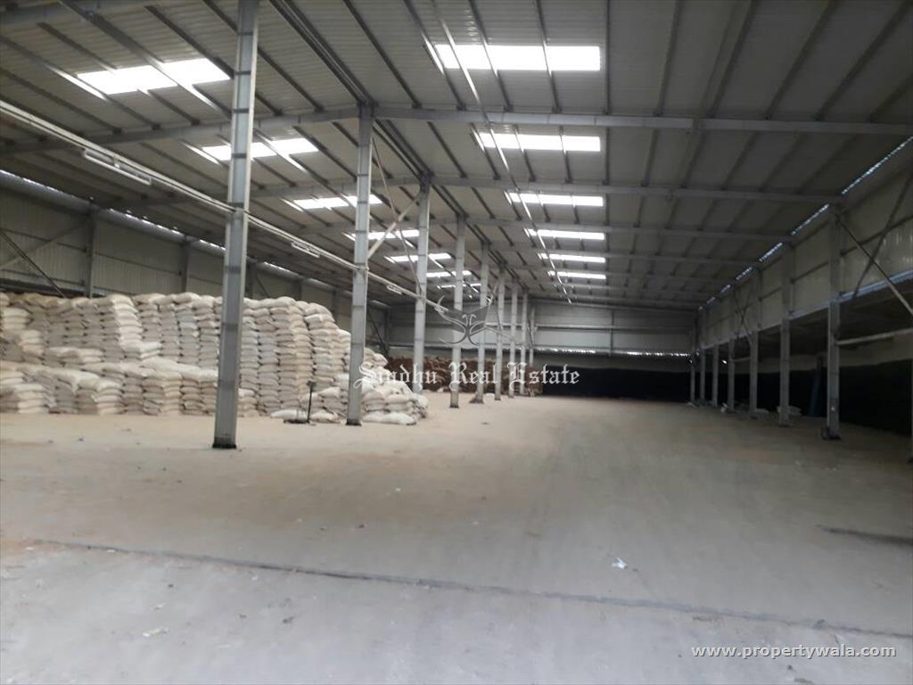 Warehouse available for rent in Barasat