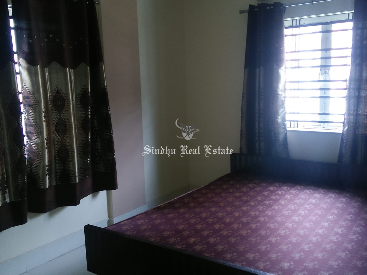 Rent 2 BHK residential property rent at New town action area 1