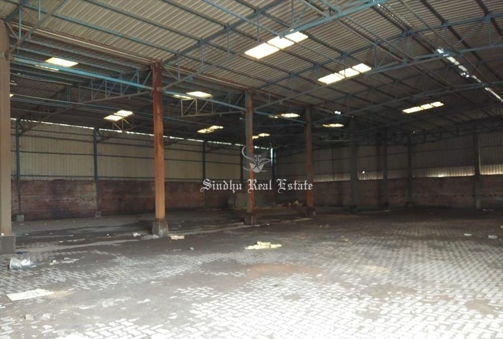 Warehouse for rent in Durgapur
