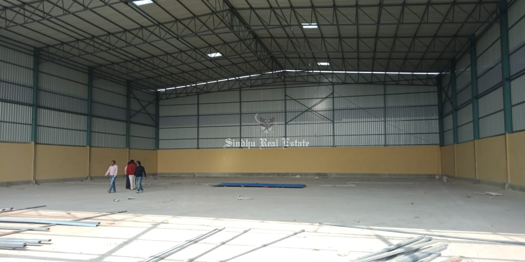 22000 sqft Warehouse available for rent