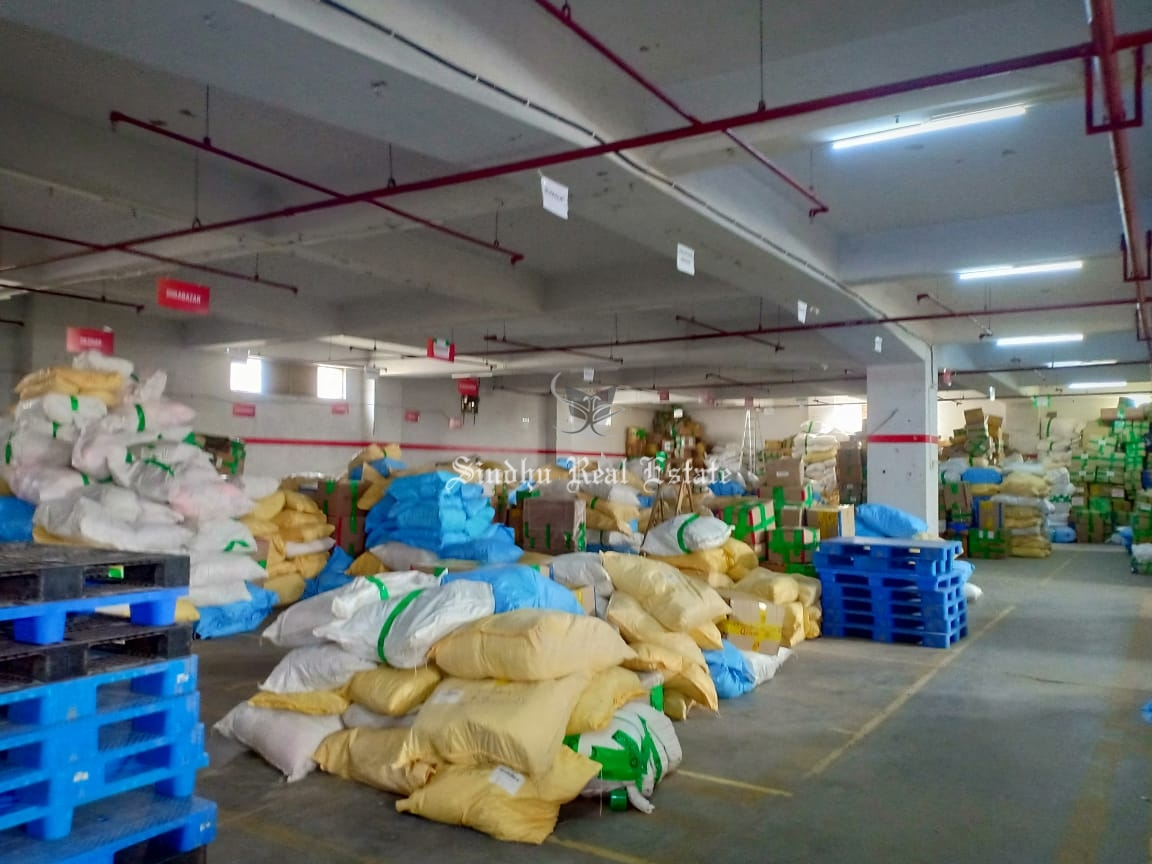 Warehouse is available for rent in Dhulagarh
