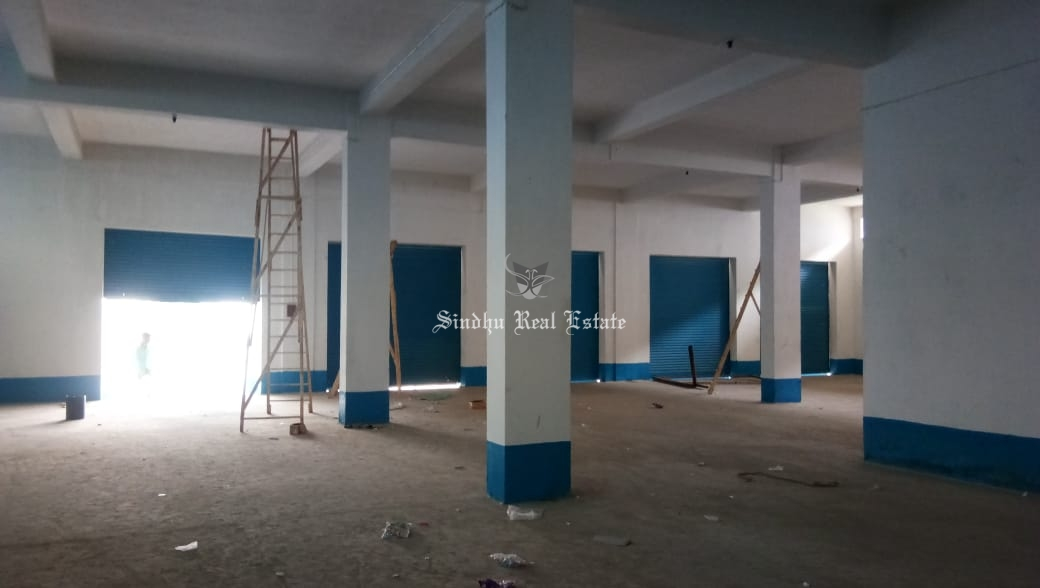 25000 sqft RCC warehouse available for rent in Jangalpur