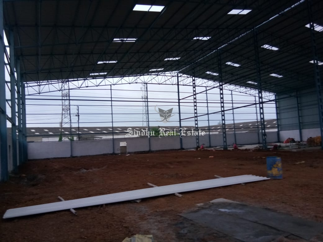 29,000 Sq Ft Warehouse Is Available In Sankrail, Dhulagarh