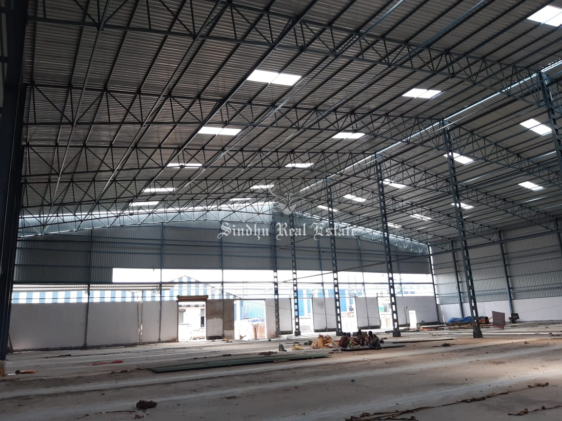 29,000 sq ft warehouse is available in dhulagarh