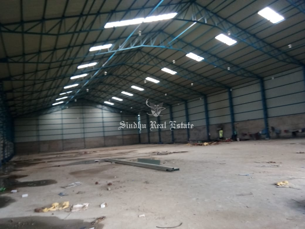 Warehouse available in Sankrail