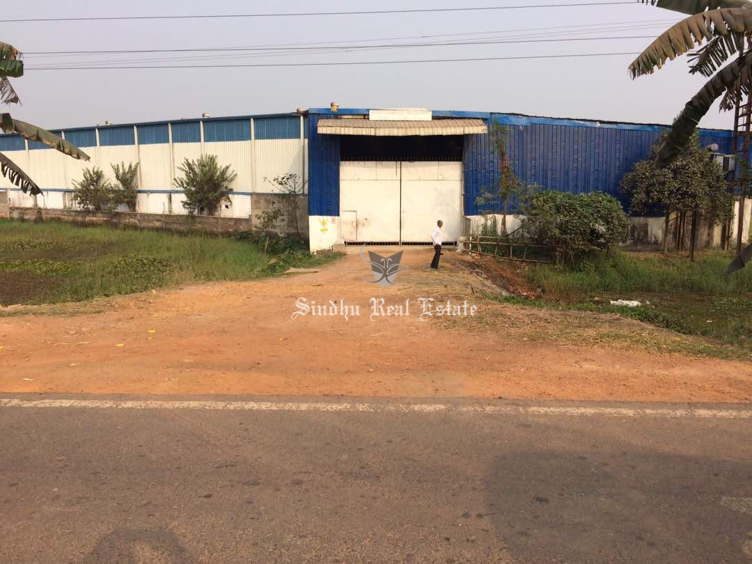 15000 sqft  warehouse available for rent in Dankuni