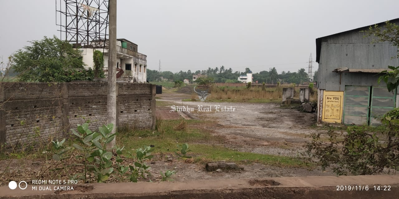 35 katha land is available for industrial purposes in Dankuni