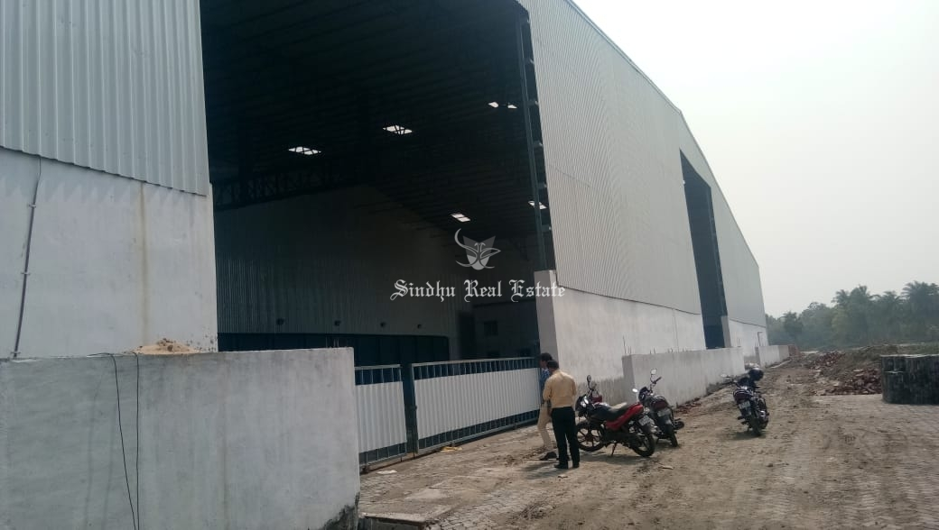 40000 sqft warehouse available in Dhulagarh