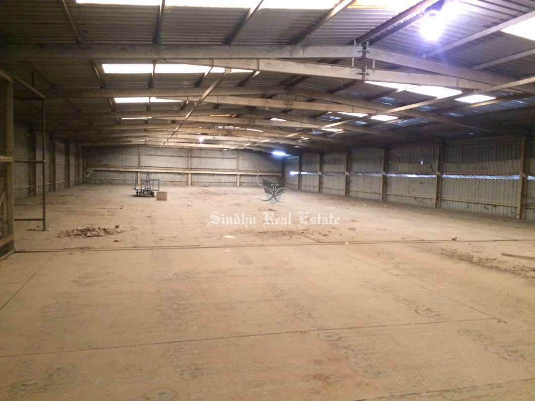 Warehouse available for rent in Dhulagarh