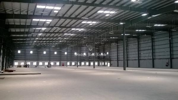 22000 sqft Warehouse available for rent on Bombay road